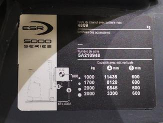 Schubmaststapler Crown ESR5000 - 7