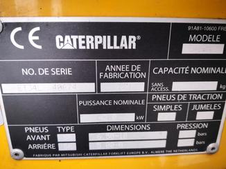 4-Rad Gabelstapler Caterpillar GP18N - 10