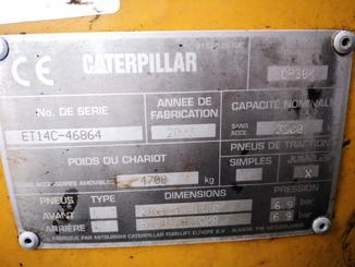 4-Rad Gabelstapler Caterpillar DP30K - 4
