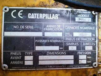 4-Rad Gabelstapler Caterpillar GP45K - 6